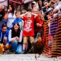 Our Traditions - World Hen Racing