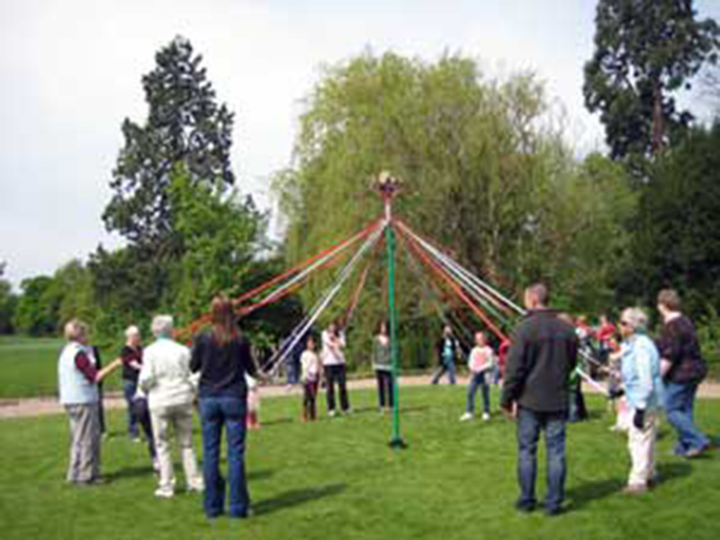 Maypole Tradition
